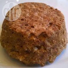 Foto recept: Appel-havermout mug cake