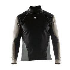 Purchase the Dainese Map Windstopper Shirt at RevZilla Motorsports.  XL / Black/Dark Grey/Grey