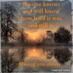Because they go on living like nothing happened! I miss you more than words could ever say Ryan ❤️ I love you. Missing My Husband, Missing You So Much, Grief Poems, Miss You Mom, Grieving Quotes, Missing You Quotes, Loss Quotes, Bad Quotes, My Beautiful Daughter