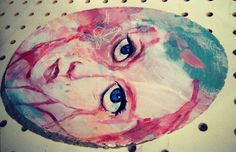Facing West by JustinSnyderArt on Etsy, $295.00