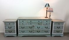 #Chest of drawers, #Bedsides commission SOLD