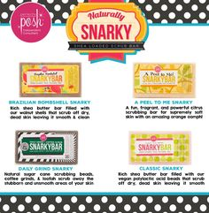 Your choice of snarky! Love them all!!! So do my feet!!! www.perfectlyposh.com/23233