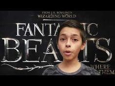 Fantastic Beasts and Where to Find Them by Ryan R. Ryan R, David Yates, Eddie Redmayne, Fantastic Beasts And Where, Film Review, Critic, Kids, Toddlers, Boys