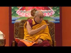 The meaning of Om Mani Padme Hung by His Holiness the Dalai Lama - YouTube