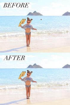 Before and after of a photo edited via the Touch Retouch mobile app | The 5 Best Mobile Apps For Editing Your Travel Photos On The Go
