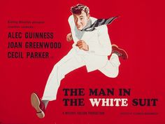 The Man In The White Suit (1951) | Stu Loves Film