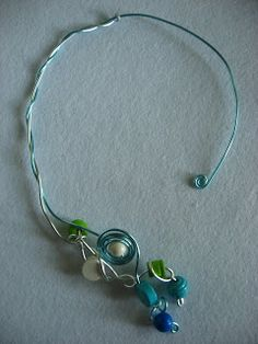 Bijoux Sao: Colliers Wire