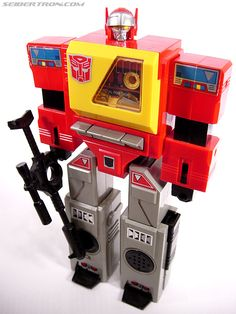 Transformers Blaster Generation 1