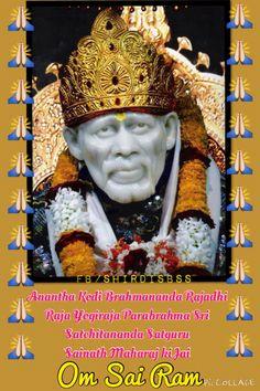 """""""Anantha Kodi Brahmananda Rajadhi Raja Yogiraja Parabrahma Sri Satchitananda Satguru Sainath Maharaj ki Jai""""   ❤️ॐOM SAI RAMॐ❤️  #sairam #shirdi #saibaba #saideva  Please share; FB: www.fb.com/ShirdiSBSS Twitter: https://twitter.com/shirdisbss Blog: http://ssbshraddhasaburi.blogspot.com  G+: https://plus.google.com/100079055901849941375/posts Pinterest: www.pinterest.com/shirdisaibaba"""