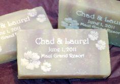 laser engraving soap