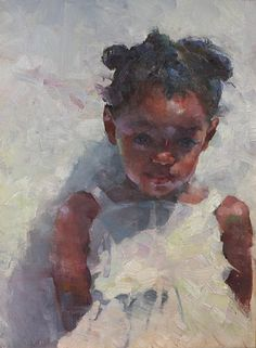 Portrait-I want to do for Sophia and the boys. Michael Maczuga.