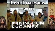 On November 23rd we were speaking live with guys from Kingdom Games during their livestream right after the launch of FIVE: Guardians of David. We asked them several questions which you can watch and listen to in this article.