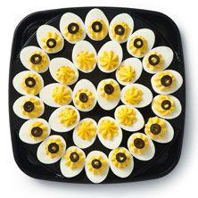 Publix Deli Deviled Egg Platter.. much prettier than those I make - #Contest