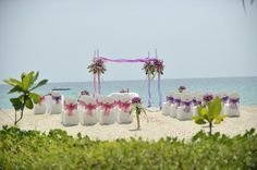 Thailand Wedding at The Surin Beach Ceremony. Creative Events Asia