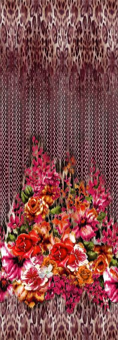 PAINTING_Flower Design_Digital Print_1 | Blisse Design Studio