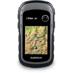 "Ahhhh, yes! The new Garmin Etrex30, an amazing little bit of hardware for an awesome price. For Geocaching, Hiking and what-evah...It's on the top of my ""If I find 250.00 on the street"" wish list."