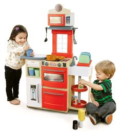 Best Toy Kitchens For Toddlers Great Role Playing 2017