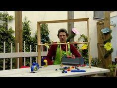 Dirk Scheele - M'n Gereedschapskist uit de serie ´Huis, tuin en keukenavonturen deel 1´ - YouTube