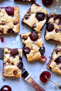 Brown Butter Cherry
