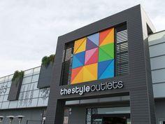 Resultado de imagen para las mejores fachadas de centro comerciales