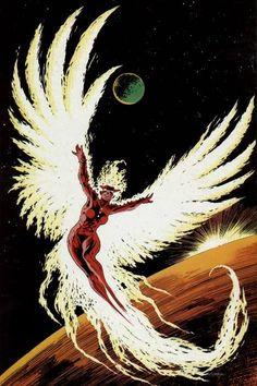 MARVEL - Phoenix II - Rachel Summers/Grey - EXCALIBUR