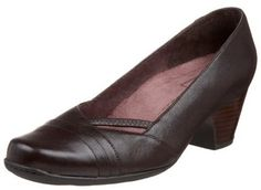 Clarks Sugar Sky in Brown #clarks #shoes #womenshoes #mossersshoes