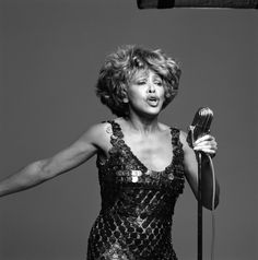 Tina Turner- real women have curves and Tina has the most beautiful legs . . .