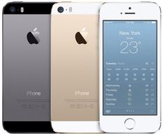 Apple iPhone 5s - Love this phone!  So much more to offer than my 4 & much quicker!