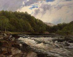 Frederick Richard Lee (Barnstaple Devon, 10 de junho de 1798 – Banco Vleesch 05 de junho de 1879)[RiverAwe_Lee.jpg]