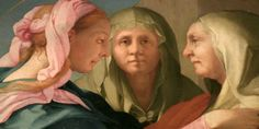 """#assaggialitalia Pontormo, Rosso e Viola - Firenze Palazzo Strozzi - """"Assaggia l'Italia"""" Italian Information Center and More for everything you need to know and taste of Italy"""