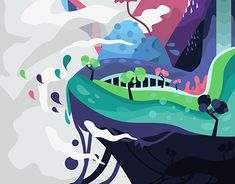 "Check out new work on my @Behance portfolio: ""Abstract Illustration"" http://be.net/gallery/60805327/Abstract-Illustration"