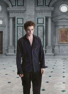 The Twilight Saga: New Moon (2009).