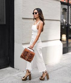 for more Spring Summer Outfit Inspiration Outfits Inspiration, Mode Inspiration, Fashion Inspiration, Trendy Outfits, Summer Outfits, Fashion Outfits, Fashion Trends, Jeans Fashion, Fashion Tips