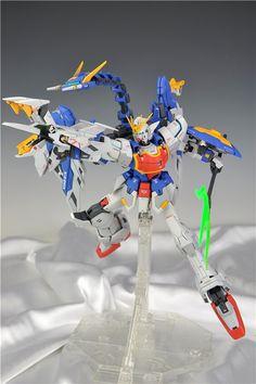 Custom Build: MG Shenlong Gundam [Altron Gundam Glory of Losers Pack Version] Anime Couples Manga, Cute Anime Couples, Anime Girls, Rosario Vampire Anime, Mythological Monsters, Gundam Custom Build, Gundam Wing, K Project, Gundam Model