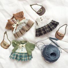 Irresistible Crochet a Doll Ideas. Radiant Crochet a Doll Ideas. Crochet Doll Clothes, Sewing Dolls, Knitted Dolls, Crochet Dolls, Bjd, Moda Barbie, Tilda Toy, Little Cotton Rabbits, Quick Crochet