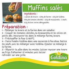 Muffin salé