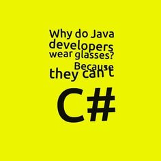 C# Developers