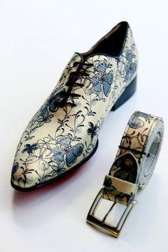 Mascolori Shoes.