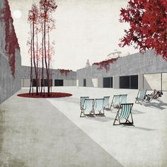 Hospedería en Herrera del Duque / TEd'A arquitectes (6) Cortesía de TEd'A arquitectes