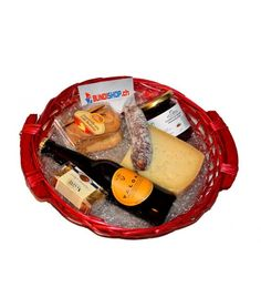 """Geschenkkorbe """" Gottardo"""" www.bundishop.ch Fine Dining, Basket, Presents"""