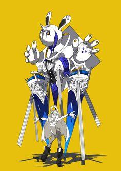 Art by 拉面* • Blog/Website | (http://www.pixiv.net/member.php?id=415608)    ★…