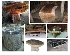 Madera petrificada o fósiles reposteria-imagen-Mesas de Café-Identificación del producto:155400140-spanish.alibaba.com