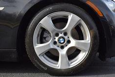 2006 BMW 325i 325xi 2007 328xi 2008-2013 128i Front Brake Rotors Ceramic Pads