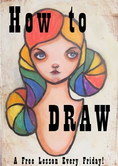 "How to Make Art: The ""How to Draw"" Series: An Introduction"