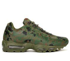 Nike camo Air MAX '95