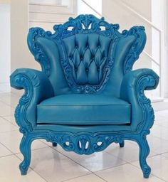 Polart Furniture by AphroChic, via Flickr
