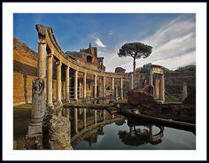 Hadrian's Villa, Tivoli