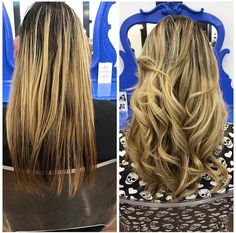 Correção de cor para deixar o seu loiro sempre incrível! Trabalho do hairstylist @walhair do Circus Pamplona e equipe ❤️🎪✂️ #circushair #circuspamplona #colornocircus #blondhair ##blondehair #loiros #beleza