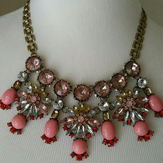 NIB T&J designs statement necklace NIB T&J designs statement necklace T&J Designs Jewelry Necklaces