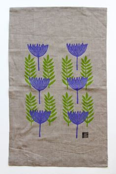 Tea Towel of the Month: February